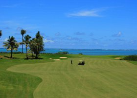 Golf v hotelu Four Seasons Resort